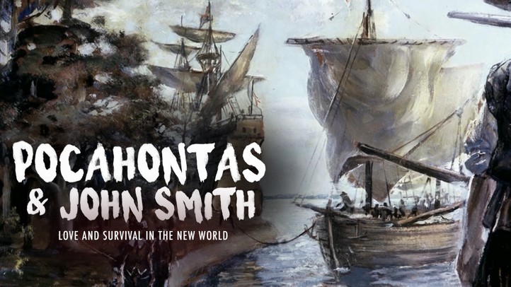Pocahontas & John Smith: Love and Survival in the New World - Trailer