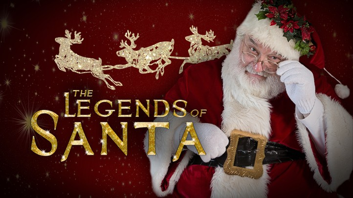 The Legends of Santa - 4k