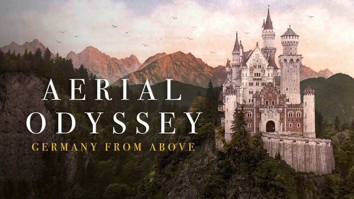 Aerial Odyssey: Germany from Above 4k