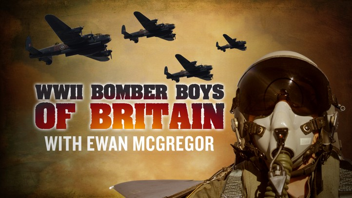 Bomber Boys with Ewan McGregor