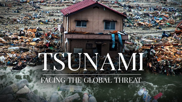 Tsunami: Facing The Global Threat 4k