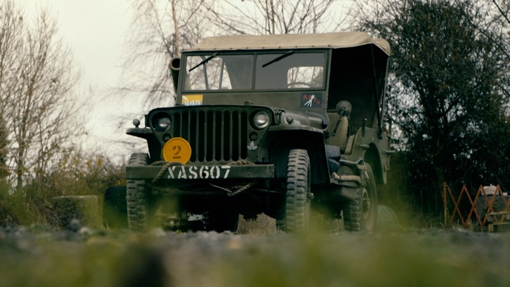 Vehicles That Liberated Europe