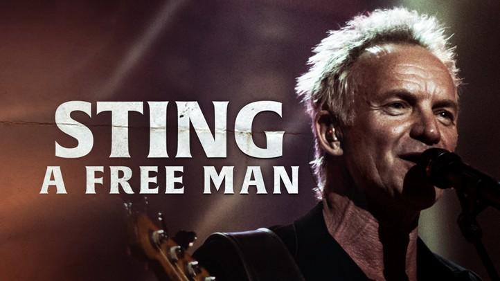 Sting: A Free Man