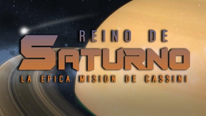 Reino de Saturno: la Épica Misión de Cassini