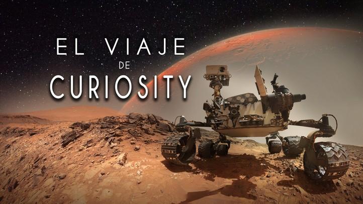 El Viaje de Curiosity