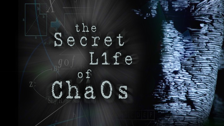 The Secret Life of Chaos 4k