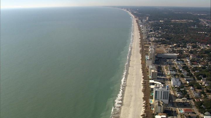 South Carolina: Myrtle Beach to Strom Thurmond Lake