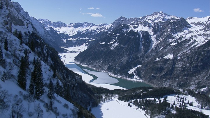 Switzerland: St. Moritz to Mont Blanc