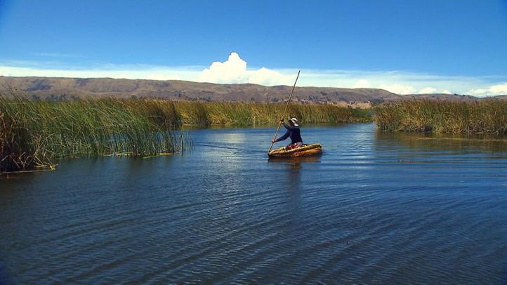 Titicaca Lake, Peru