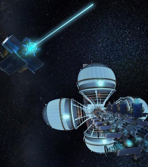 Faster Than Light: The Dream of Interstellar Flight 4K