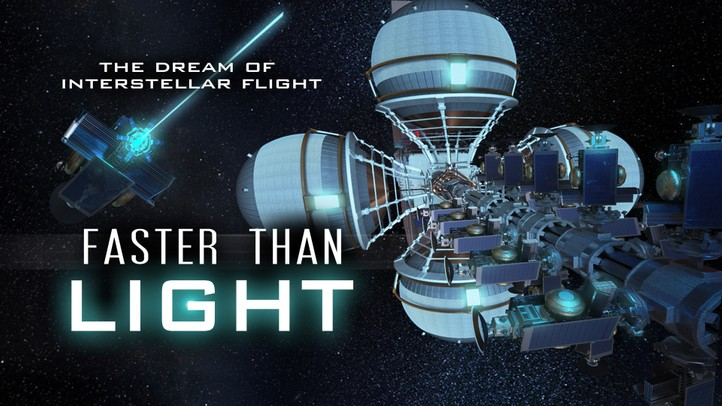 Faster Than Light: The Dream of Interstellar Flight 4k