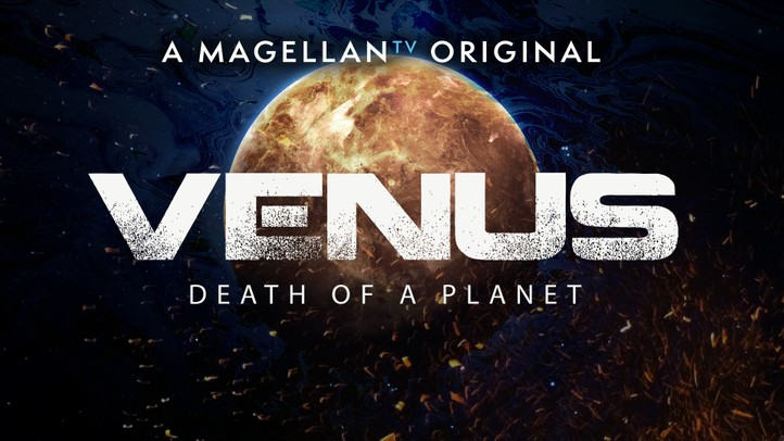 Venus Death of a Planet - 4k
