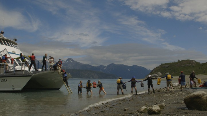 Glacier Bay: White Thunder