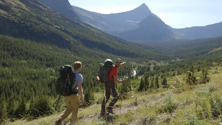 Glacier National Park: Rocky Mountain High