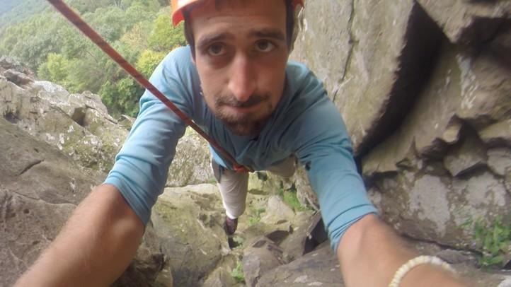 Shenandoah: Climbing Virginia Rocks