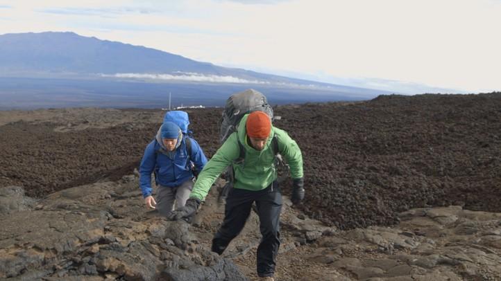 Hawaii Volcanoes: Trekking Mauna Loa
