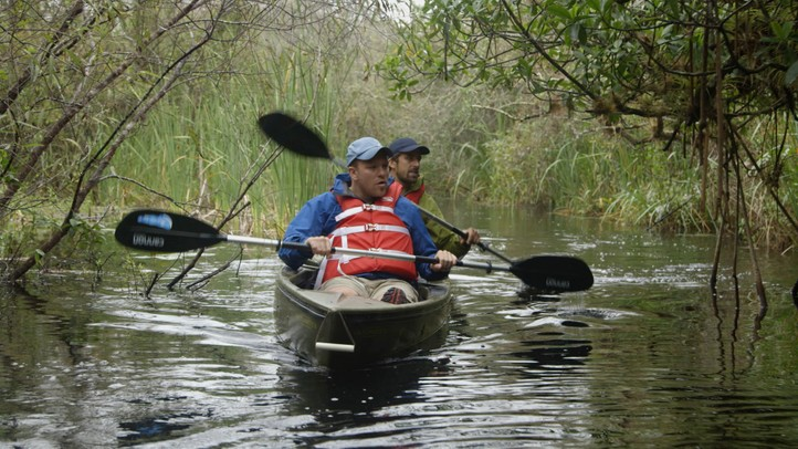 Everglades: Slough Slogging and Sea Kayaking