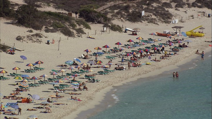 Formentera to Ibiza Town