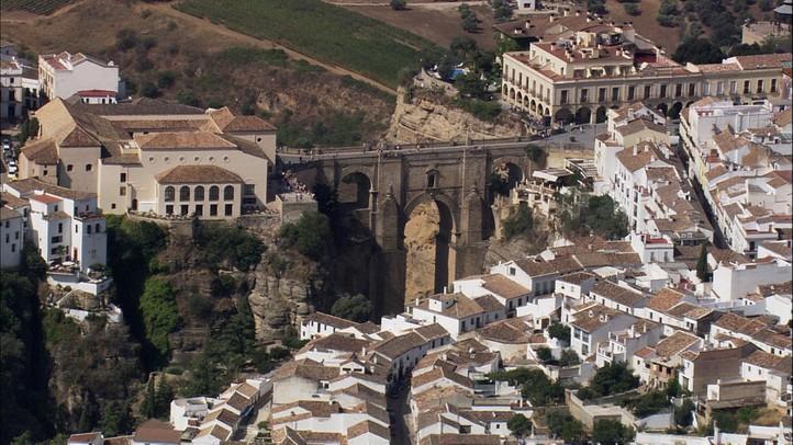 Ronda to Granada