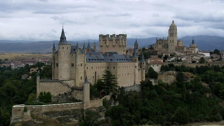 Toledo to the Royal Palace of La Granja