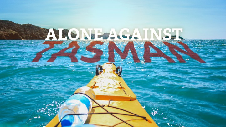 Alone Against the Tasman