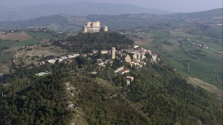 Mantua to the Fortress of San Leo