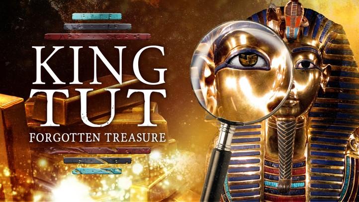 King Tut: Forgotten Treasure 4k
