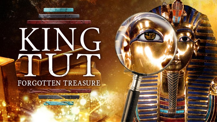 King Tut: Forgotten Treasure 4k