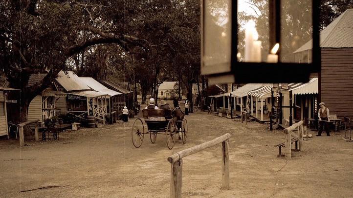 Australian Pioneer Village