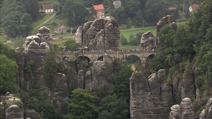 Plauen to Konigstein Castle