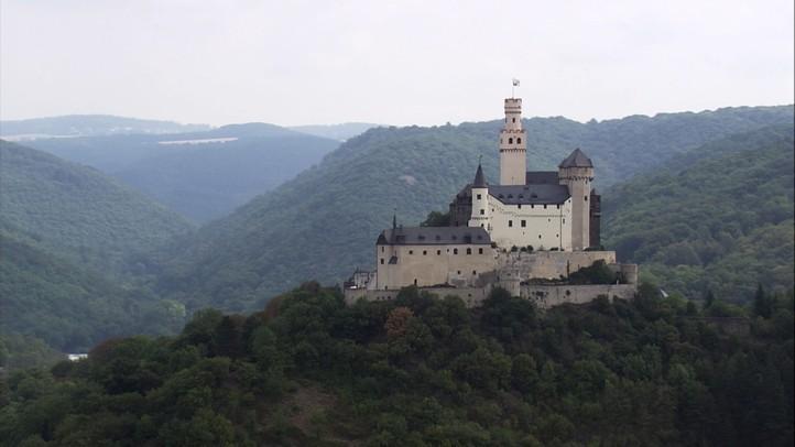 Frankfurt to Augustusburg Palace