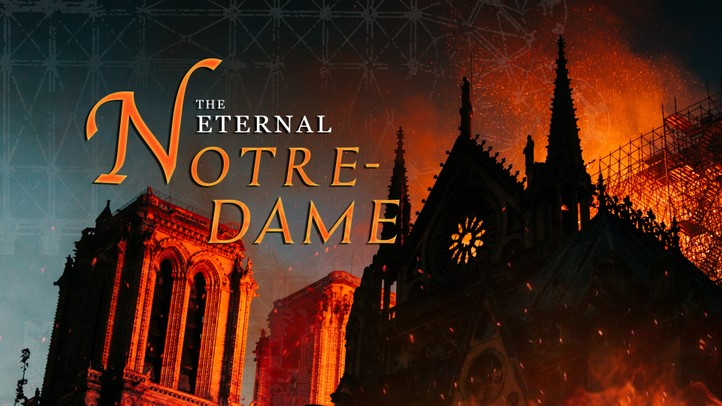 The Eternal Notre-Dame 4K