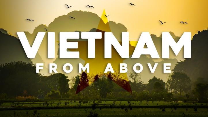 Vietnam From Above 4K