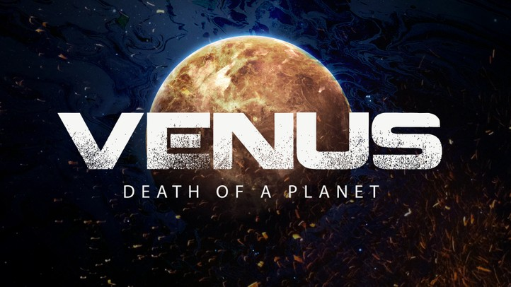 Venus: Death of a Planet 4K