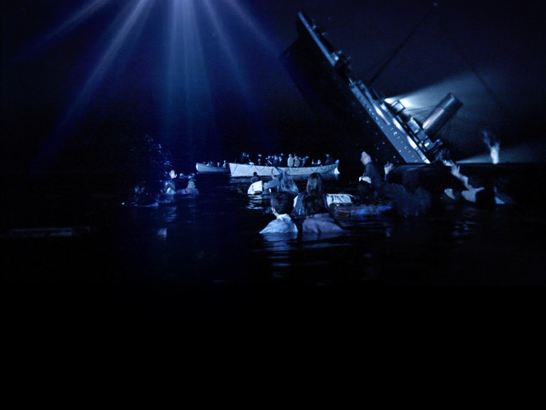 Waking the Titanic 4K