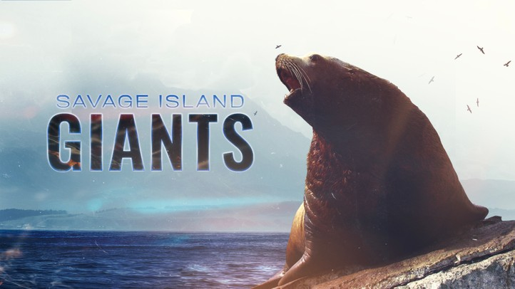 Savage Island Giants 4K