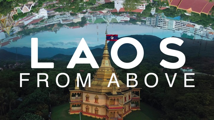 Laos from Above