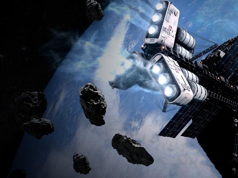 Asteroid Mining: The New El Dorado