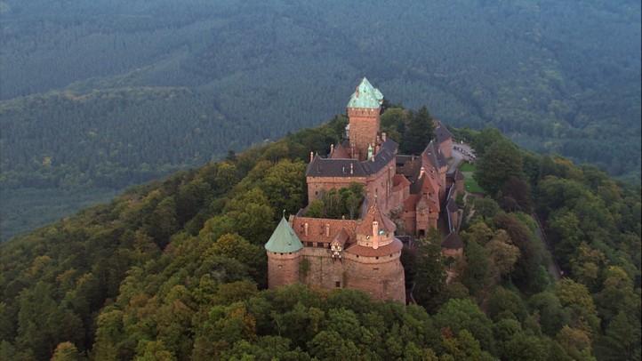 Neuf-Brisach Citadel to Paris