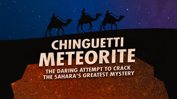 Chinguetti Meteorite