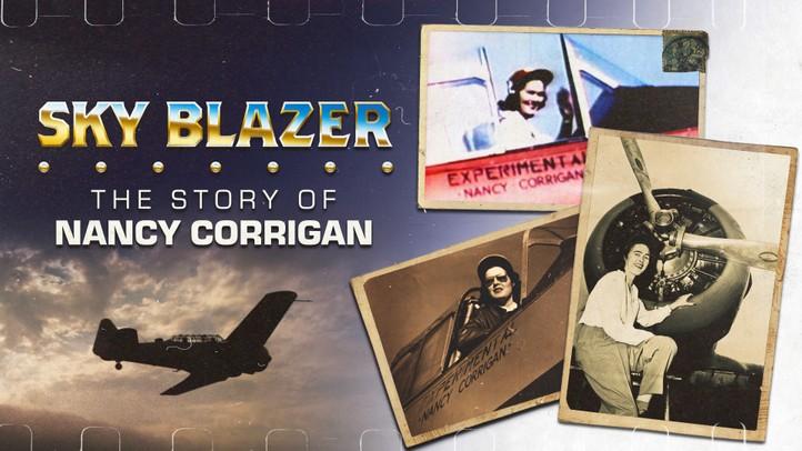 Nancy Corrigan: Sky Blazer