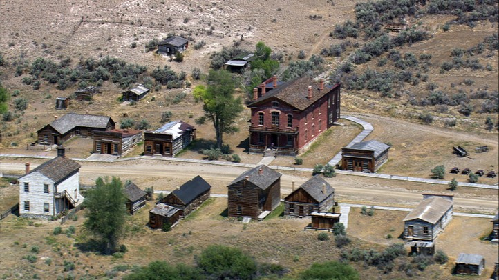 Montana: Gates of the Mountains to Bannock Ghost Town