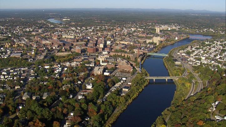 Massachusetts: Lexington to Springfield