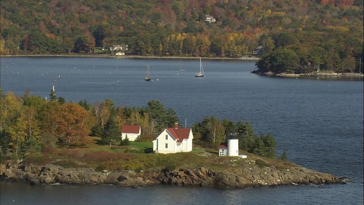 Maine: Augusta to Cadillac Mountain