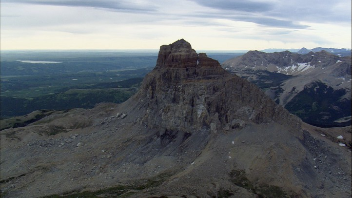 Montana: Glacier National Park to the Chinese Wall
