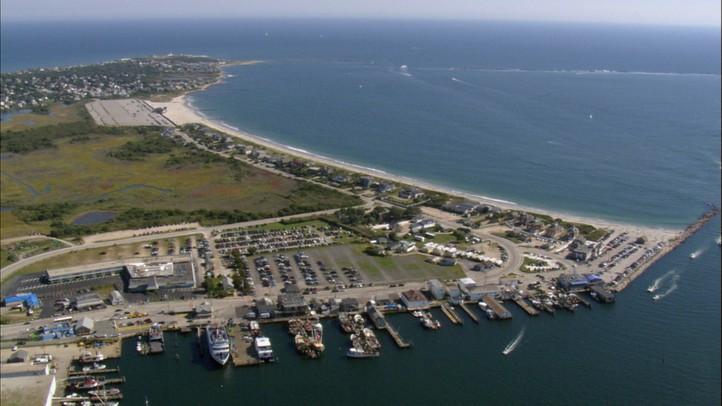 Rhode Island: Block Island to Nayatt Point Lighthouse