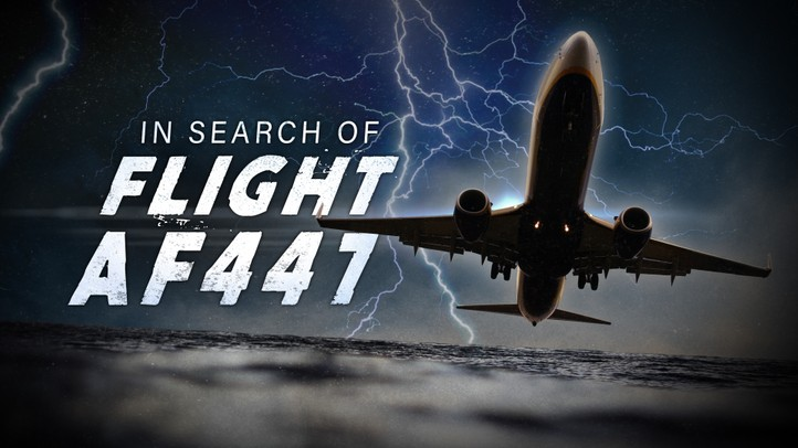 In Search of Flight AF447