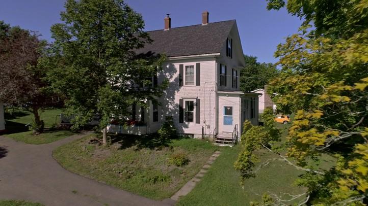 Hansport Historic House
