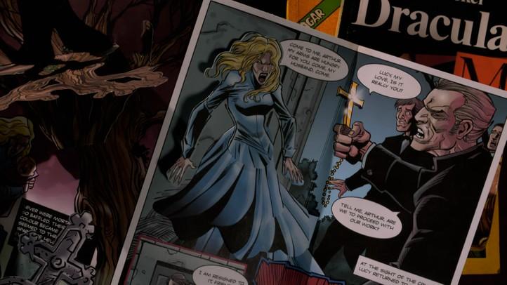 Dracula Never Dies