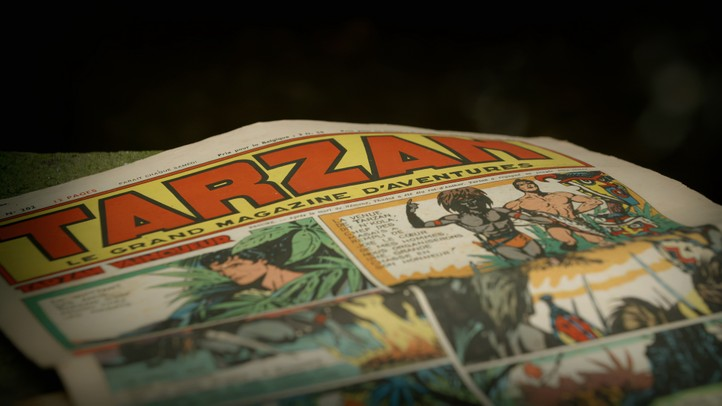 Tarzan: The Call of the Jungle